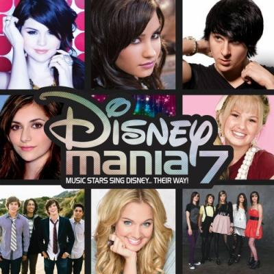 Disneymania 7 Soundtrack CD. Disneymania 7 Soundtrack