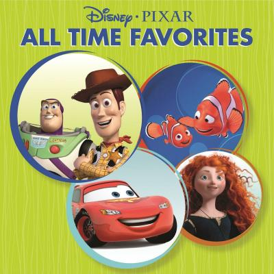 Disney-Pixar All Time Favorites Soundtrack CD. Disney-Pixar All Time Favorites Soundtrack