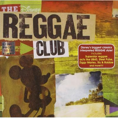 Disney Reggae Club Soundtrack CD. Disney Reggae Club Soundtrack