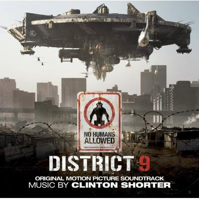 District 9 Soundtrack CD. District 9 Soundtrack
