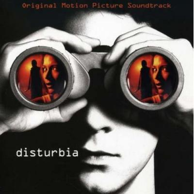 Disturbia Soundtrack CD. Disturbia Soundtrack