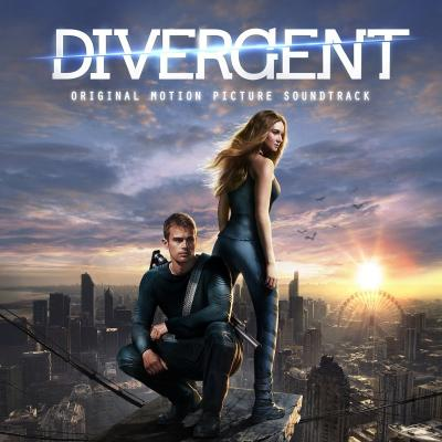 Divergent Soundtrack CD. Divergent Soundtrack