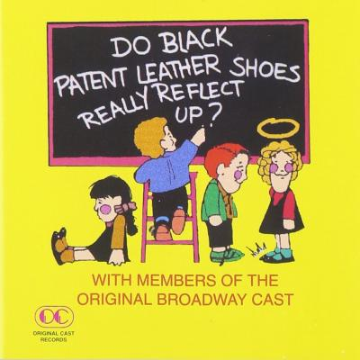 Do Black Patent Leather Shoes Really Reflect Up? Soundtrack CD. Do Black Patent Leather Shoes Really Reflect Up? Soundtrack
