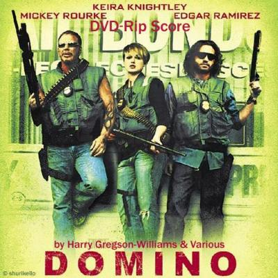 Domino Soundtrack CD. Domino Soundtrack