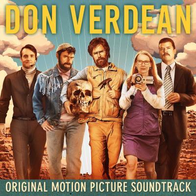 Don Verdean Soundtrack CD. Don Verdean Soundtrack
