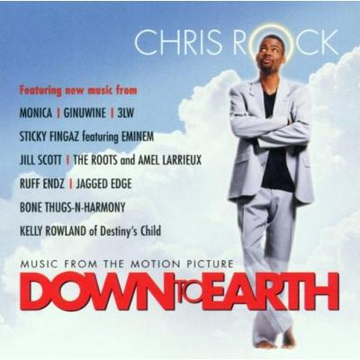 Down to Earth Soundtrack CD. Down to Earth Soundtrack