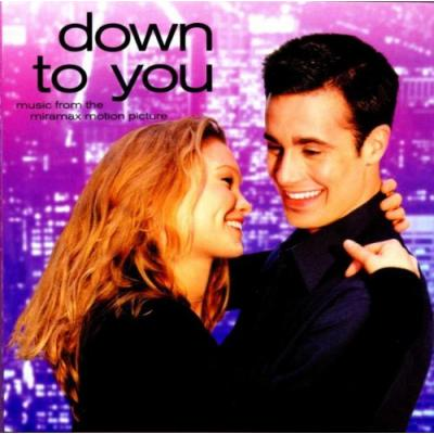 Down to You Soundtrack CD. Down to You Soundtrack