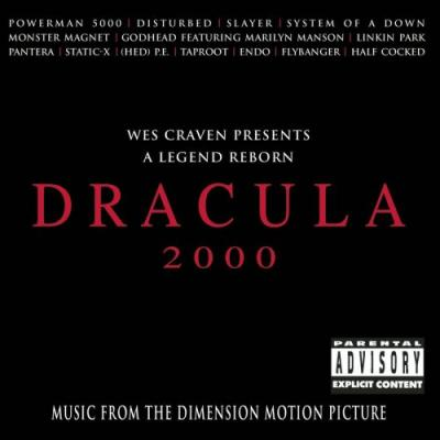 Dracula 2000 Soundtrack CD. Dracula 2000 Soundtrack