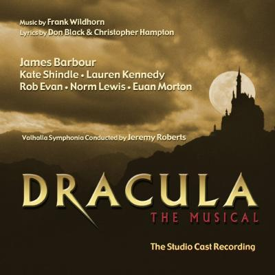 Dracula The Musical Soundtrack CD. Dracula The Musical Soundtrack