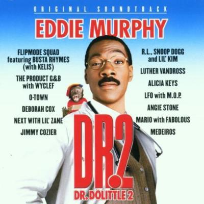 Dr. Dolittle 2 Soundtrack CD. Dr. Dolittle 2 Soundtrack