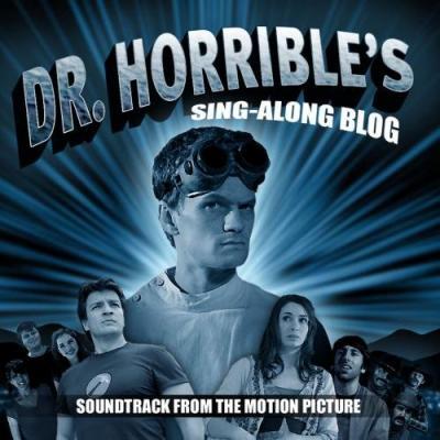 Dr. Horrible's Sing-Along Blog Soundtrack CD. Dr. Horrible's Sing-Along Blog Soundtrack