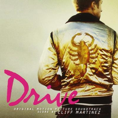 Drive Soundtrack CD. Drive Soundtrack
