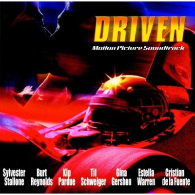 Driven Soundtrack CD. Driven Soundtrack