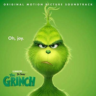 Dr. Seuss The Grinch Soundtrack CD. Dr. Seuss The Grinch Soundtrack