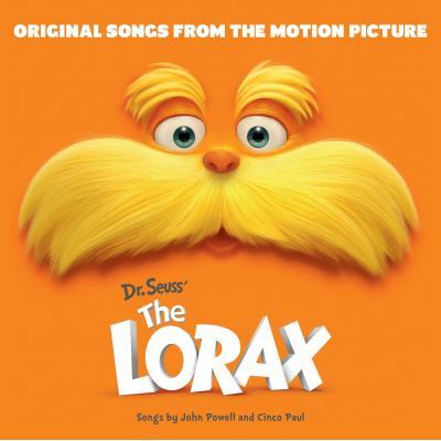 Dr. Seuss The Lorax Soundtrack CD. Dr. Seuss The Lorax Soundtrack