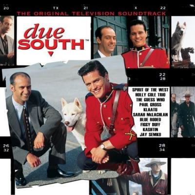 Due South Soundtrack CD. Due South Soundtrack