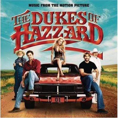 Dukes of Hazzard Soundtrack CD. Dukes of Hazzard Soundtrack