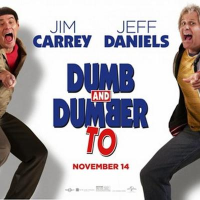 Dumb And Dumber To Soundtrack CD. Dumb And Dumber To Soundtrack