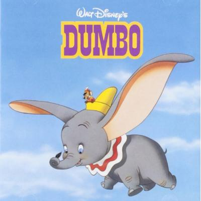 Dumbo Soundtrack CD. Dumbo Soundtrack