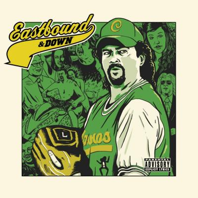 Eastbound & Down 1 Soundtrack CD. Eastbound & Down 1 Soundtrack