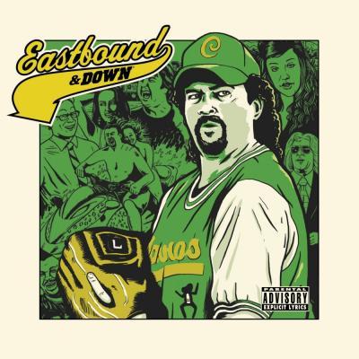 Eastbound & Down 2 Soundtrack CD. Eastbound & Down 2 Soundtrack