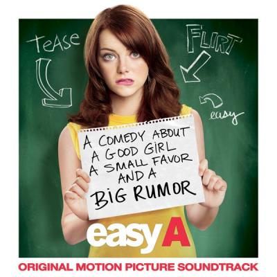 Easy A Soundtrack CD. Easy A Soundtrack