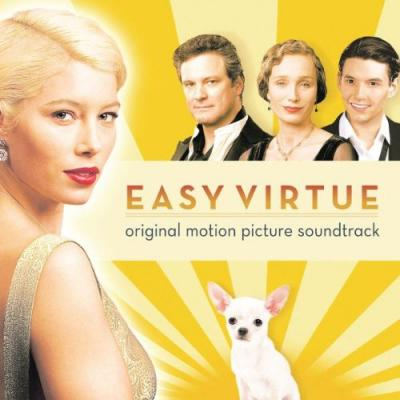 Easy Virtue Soundtrack CD. Easy Virtue Soundtrack