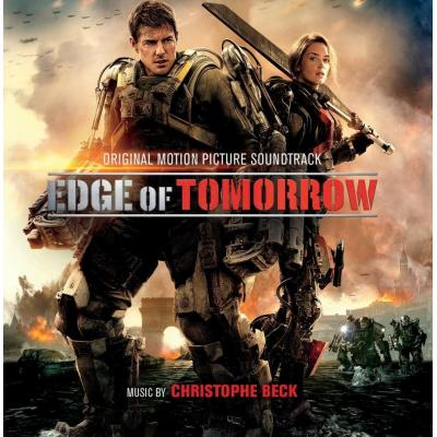 Edge of Tomorrow Soundtrack CD. Edge of Tomorrow Soundtrack