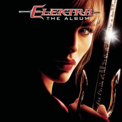 Elektra Soundtrack CD. Elektra Soundtrack
