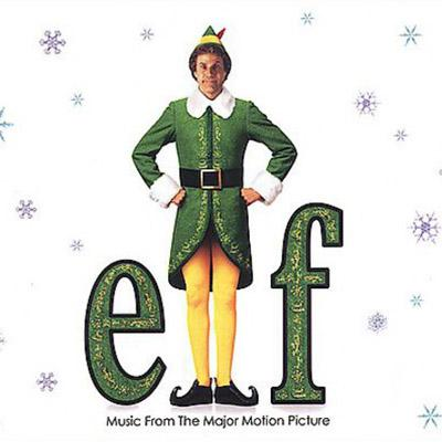 Elf Soundtrack CD. Elf Soundtrack