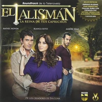 El Talisman La Reina De Tus Caprichos Soundtrack CD. El Talisman La Reina De Tus Caprichos Soundtrack