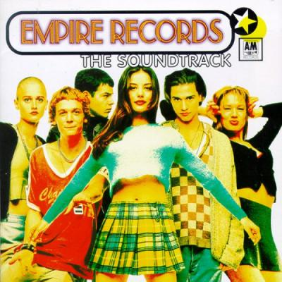 Empire Records Soundtrack CD. Empire Records Soundtrack
