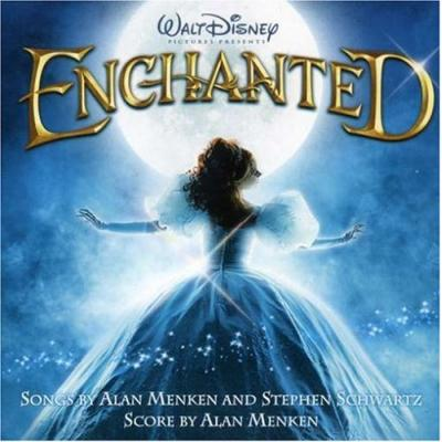 Enchanted Soundtrack CD. Enchanted Soundtrack