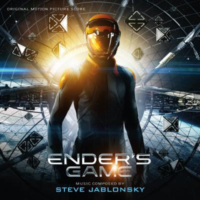 Ender's Game Soundtrack CD. Ender's Game Soundtrack