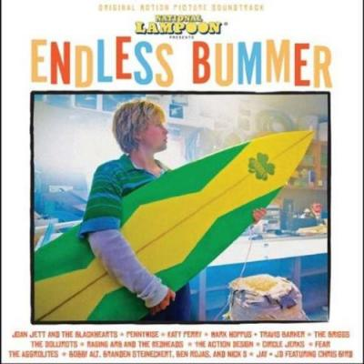 Endless Bummer Soundtrack CD. Endless Bummer Soundtrack