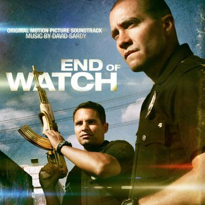 End of Watch Soundtrack CD. End of Watch Soundtrack