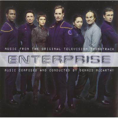 Enterprise (Star Trek) Soundtrack CD. Enterprise (Star Trek) Soundtrack