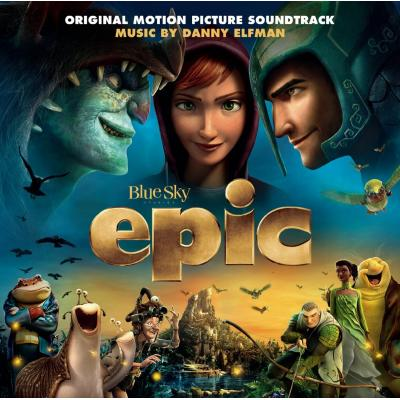 Epic Soundtrack CD. Epic Soundtrack