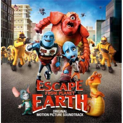Escape from Planet Earth Soundtrack CD. Escape from Planet Earth Soundtrack Soundtrack lyrics