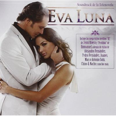 Eva Luna Soundtrack CD. Eva Luna Soundtrack