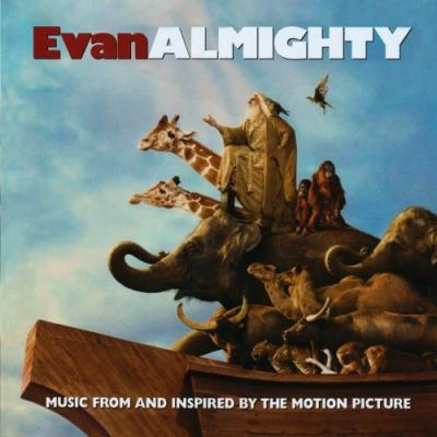 Evan Almighty Soundtrack CD. Evan Almighty Soundtrack
