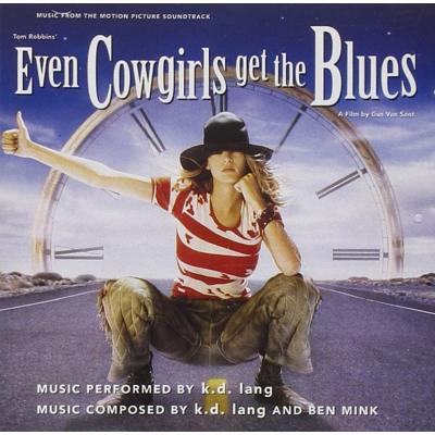 Even Cowgirls Get the Blues Soundtrack CD. Even Cowgirls Get the Blues Soundtrack