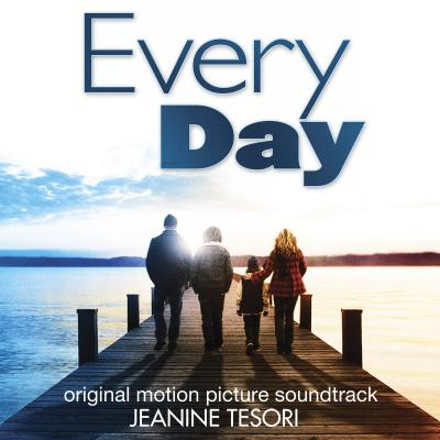 Every Day Soundtrack CD. Every Day Soundtrack
