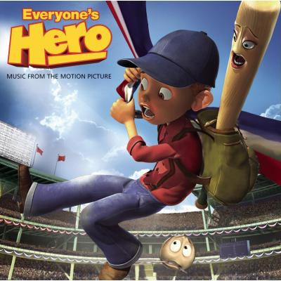 Everyone's Hero Soundtrack CD. Everyone's Hero Soundtrack