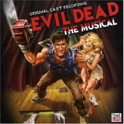 Evil Dead: The Musical Soundtrack CD. Evil Dead: The Musical Soundtrack
