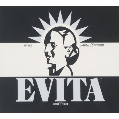Evita vol. 1 Soundtrack CD. Evita vol. 1 Soundtrack