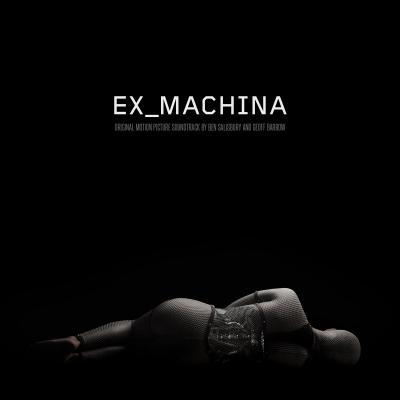 Ex Machina Soundtrack CD. Ex Machina Soundtrack