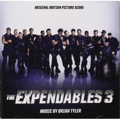 Expendables 3, The  Soundtrack CD. Expendables 3, The  Soundtrack