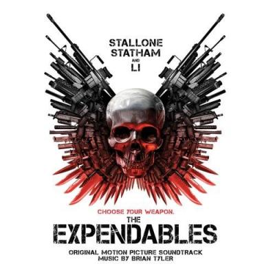 Expendables, The Soundtrack CD. Expendables, The Soundtrack