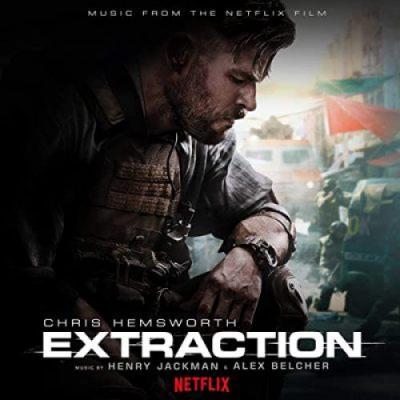 Extraction Soundtrack CD. Extraction Soundtrack